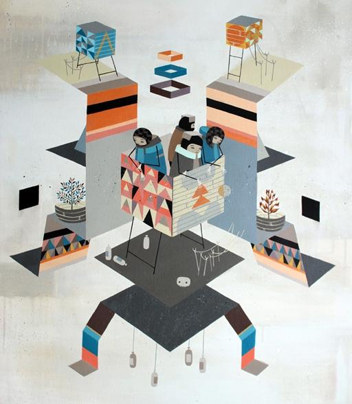 a-room-with-a-view-93-5cm-x-76cm-acrylic-on-canvas-2012-kyle-hughes-odgers