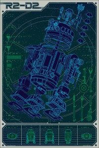 A Linch Pin Droid